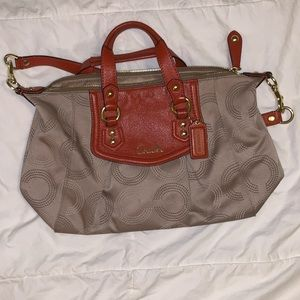 Coach bag serial number J1281-F20027 OBO